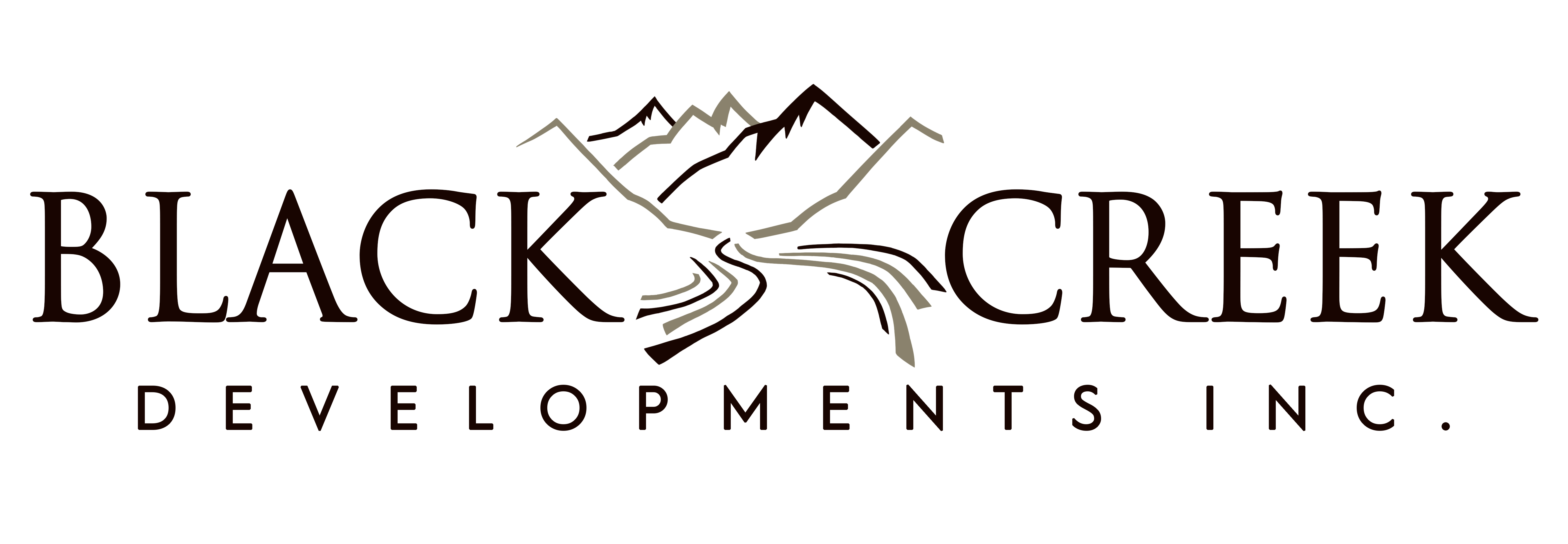 Black Creek Developments Inc.